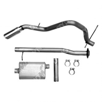 DynoMax® - VT™ Stainless Steel Cat-Back Single Exhaust System