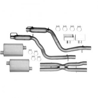 DynoMax® - VT™ Stainless Steel Header-Back Exhaust System