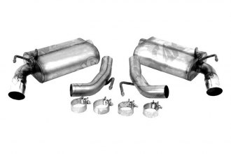 DynoMax® - VT™ Stainless Steel Axle-Back Exhaust System