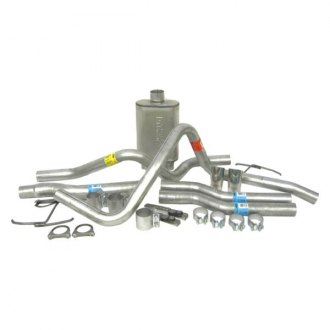 DynoMax® - Ultra Flo™ Stainless Steel Dual Cat-Back Exhaust System