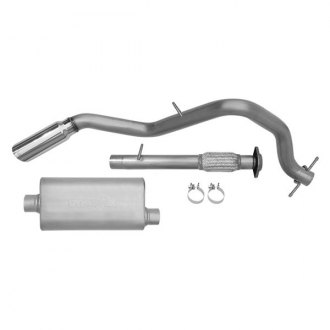 DynoMax® - Ultra Flo™ Stainless Steel Single Cat-Back Exhaust System