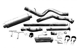 DynoMax® - Ultra Flo™ Welded Turbo-Back Exhaust System