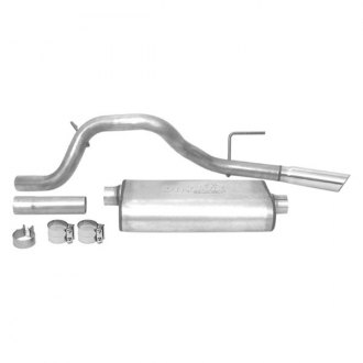 DynoMax® - Ultra Flo™ Stainless Steel Cat-Back Single Exhaust System