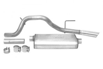 DynoMax® - Ultra Flo™ Welded Cat-Back Exhaust System