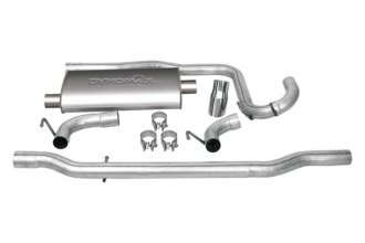 DynoMax® - Ultra Flo™ Polished Cat-Back Exhaust System