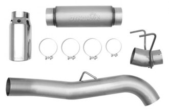 DynoMax® - Ultra Flo™ Stainless Steel DPF-Back Welded Exhaust System