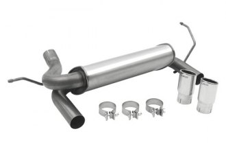 DynoMax® - Super Turbo™ Axle-Back Exhaust System