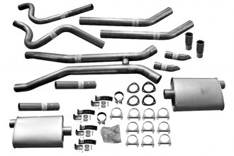 DynoMax® - Thrush™ Turbo Header-Back Exhaust System