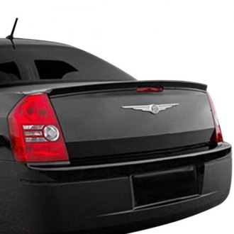 E&G Classics® - Brilliant Black Crystal Rear Deck Lid Spoiler (Painted)