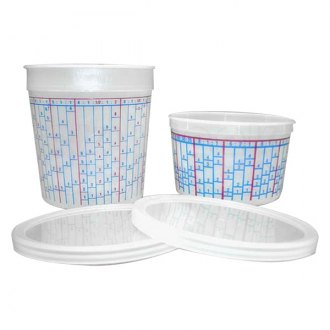 E-Z Mix® - Disposable Pint Mixing Cup