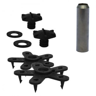 Eagle Klaw® - Floor Mat Retainer Kit