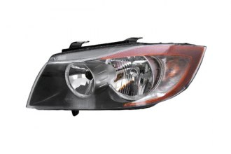Eagle® BM083-B001L - Driver Side Replacement Headlight