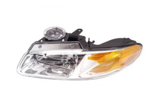 Eagle® CS041-B101L - Driver Side Replacement Headlight