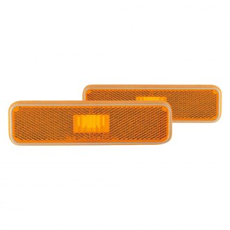 Eagle® - Driver and Passenger Side Replacement Parking / Side Marker Light