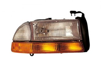Eagle® CS056-B001R - Passenger Side Replacement Headlight