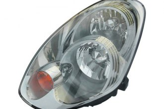 Eagle® DS620-B101L - Driver Side Replacement Headlight