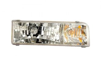 Eagle® FR202-B001L - Driver Side Replacement Headlight