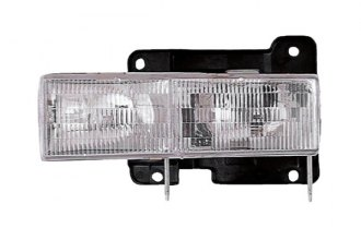 Eagle® GM073-B001R - Passenger Side Replacement Headlight
