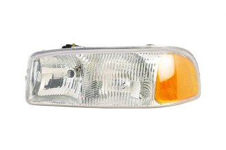 Eagle® GM177-B001L - Driver Side Replacement Headlight