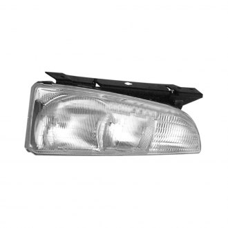 Eagle® - Passenger Side Standard Line Replacement Headlight