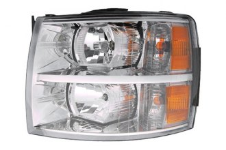Eagle® GM436-B001L - Driver Side Replacement Headlight