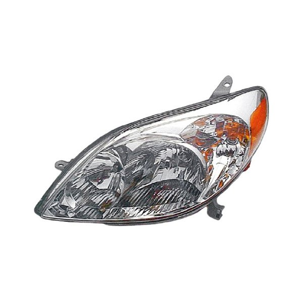 Eagle® - Driver Side Standard Line Replacement Headlight