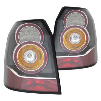 Eagle® - Black LED Tail Lights