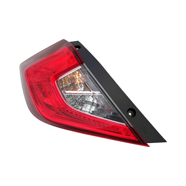 eagle honda civic sedan 2016 2018 replacement tail light. Black Bedroom Furniture Sets. Home Design Ideas