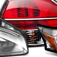 Eagle® - Nissan Rogue Tail Lamp