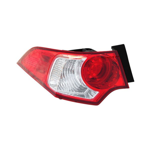 Acura TSX 2009-2010 Replacement Tail Light