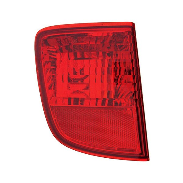 Eagle ty1030 0000l driver side replacement tail light lens for Garage toyota lens