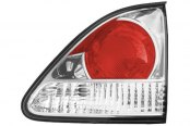 Eagle® - Driver Side Replacement Rear Back Up-Light Lens And Housing