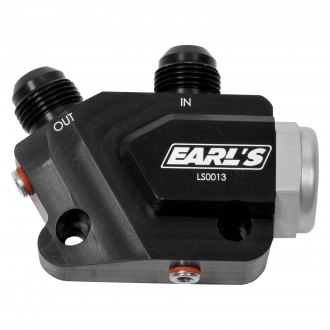 Earl's Performance® - Oil Cooler Adapter