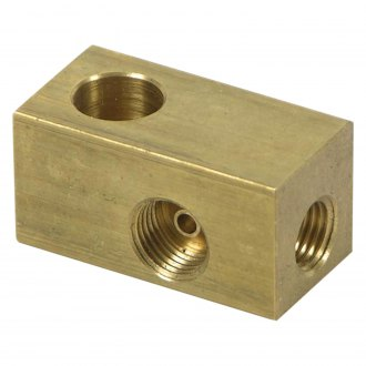 Earl's Performance® - Rear Center Block, Center Junction