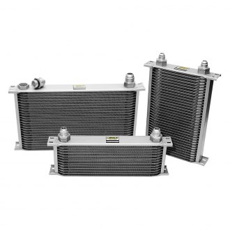 Earl's Performance® - Temp-A-Cure™ Oil Cooler