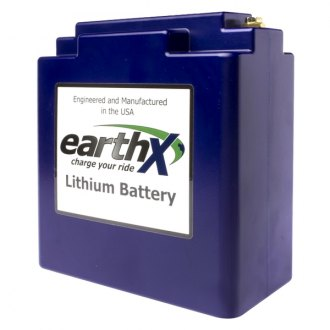 EarthX® - 12V Lithium Battery