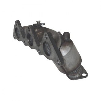 Eastern® - ECO II Stainless Steel Exhaust Manifold with Integrated Catalytic Converter