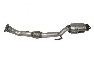 Eastern® 40514 - Standard Direct Fit Undercar Rear Catalytic Converter
