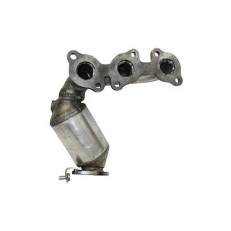 Eastern® - Direct Fit Front Driver Side Manifold with Integrated Catalytic Converter