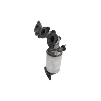 Eastern® - ECO III Front Passenger Side Stainless Steel Exhaust Manifold with Integrated Catalytic Converter