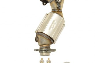 Eastern® - Direct Fit Front Manifold with Integrated Catalytic Converter