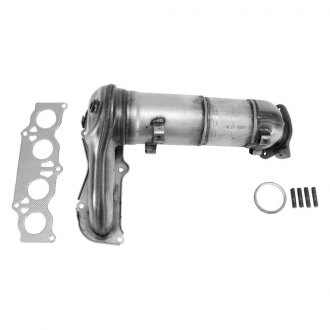 Eastern® - Direct Fit Manifold with Integrated Catalytic Converter