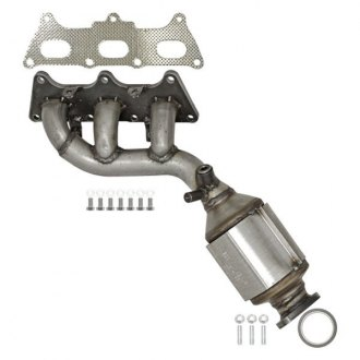 Eastern® - Manifold with Integrated Catalytic Converter