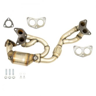 Eastern® - Direct Fit Catalytic Converter and Pipe Assembly