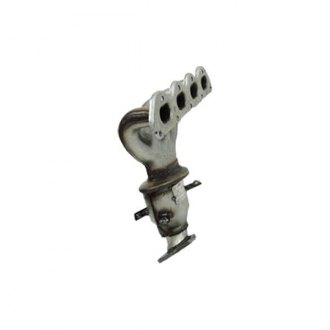 Eastern® - ECO GM Stainless Steel Exhaust Manifold with Integrated Catalytic Converter