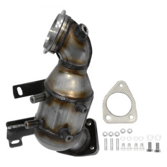 Eastern® - Standard Stainless Steel Exhaust Manifold with Integrated Catalytic Converter