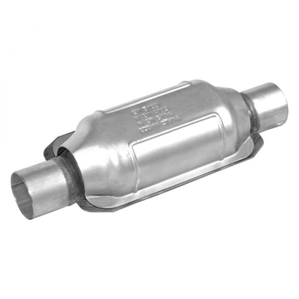 Eastern Acura Integra Universal Fit Round Body Catalytic - 1998 acura integra catalytic converter