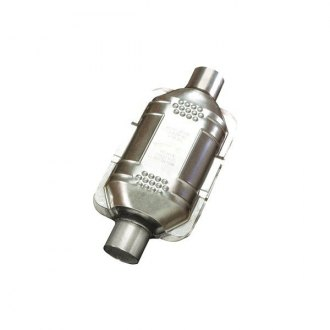 Eastern® - ECO CARB Universal Fit Center Oval Catalytic Converter