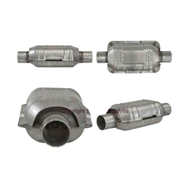 Eastern® Eco Carb Universal Fit Oval Body Catalytic Converter: Catalytic Converter For 1999 Chevy Blazer At Woreks.co