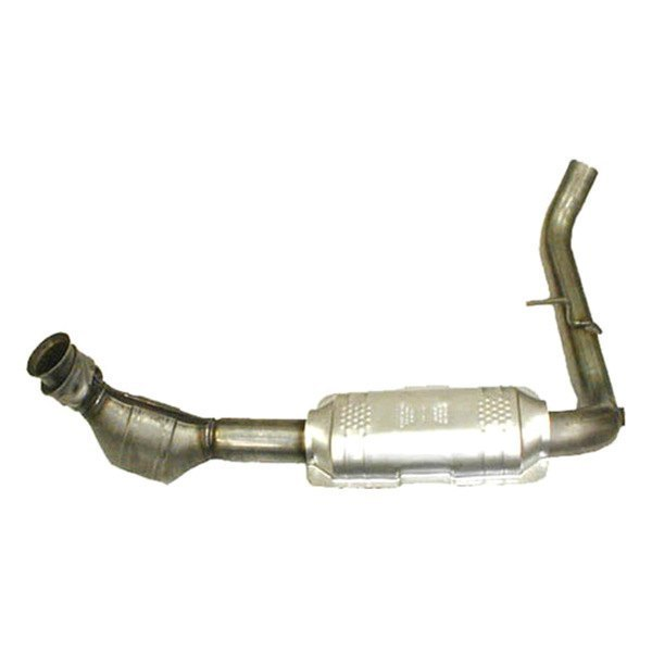 Eastern® Eco Carb Direct Fit Undercar Catalytic Converter And Pipe Assembly: Catalytic Converter Expedition At Woreks.co